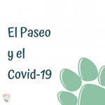 El paseo de mi perro y el coronavirus